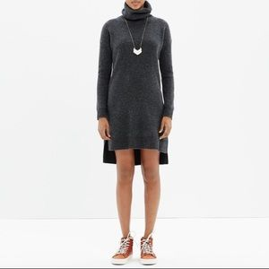 NEW Madewell Introduction Sweater Dress